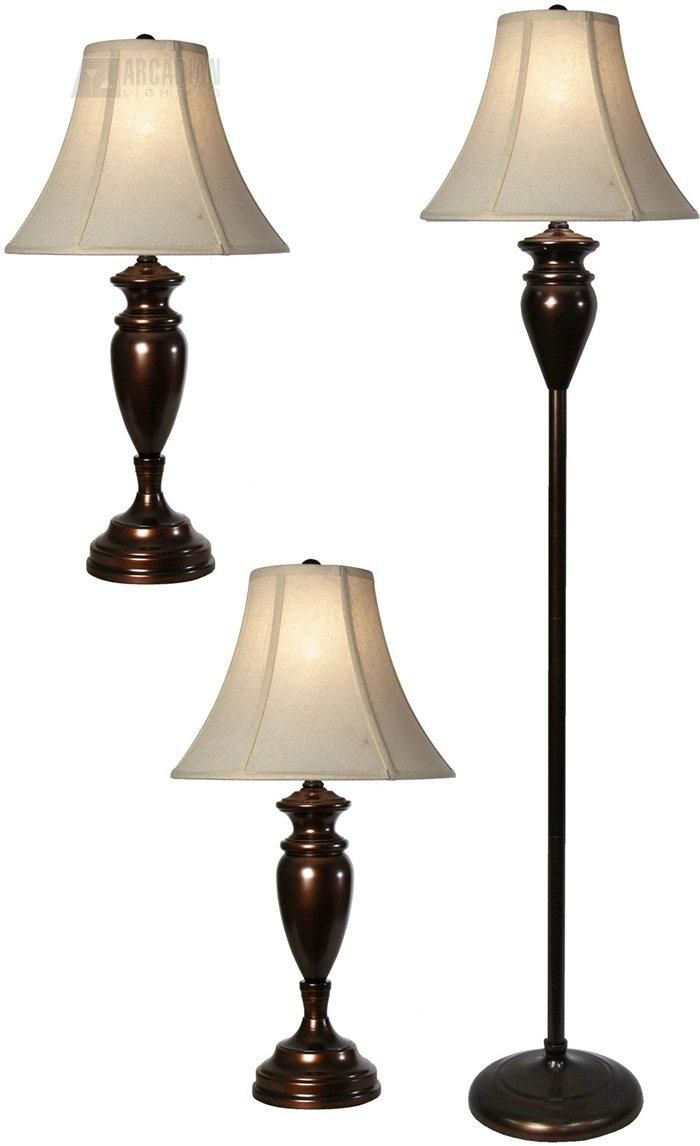 StyleCraft Transitional Table/Floor Lamp $139.99