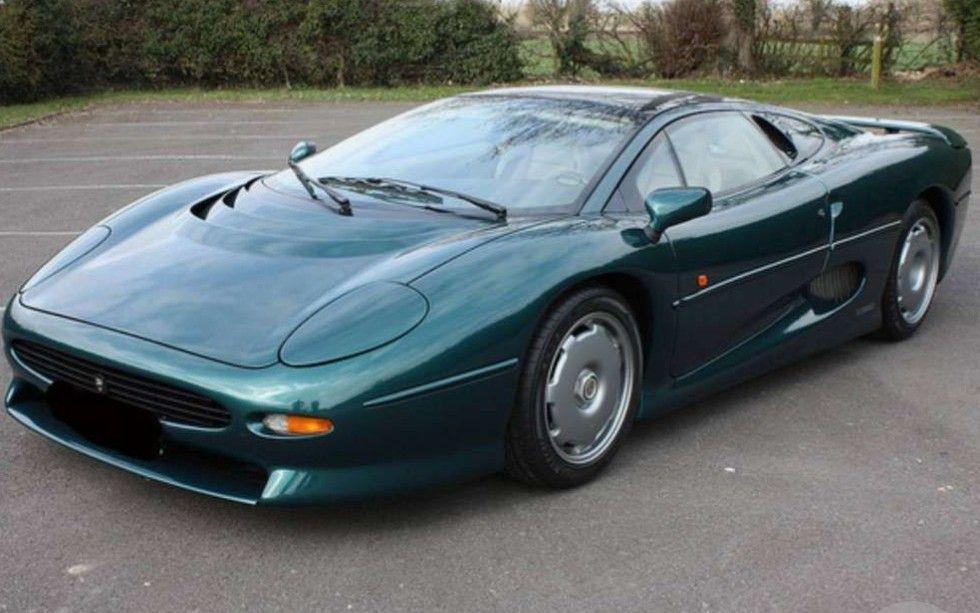 1992 Jaguar XJ220 | Jaguar xj220, Jaguar, Aston martin