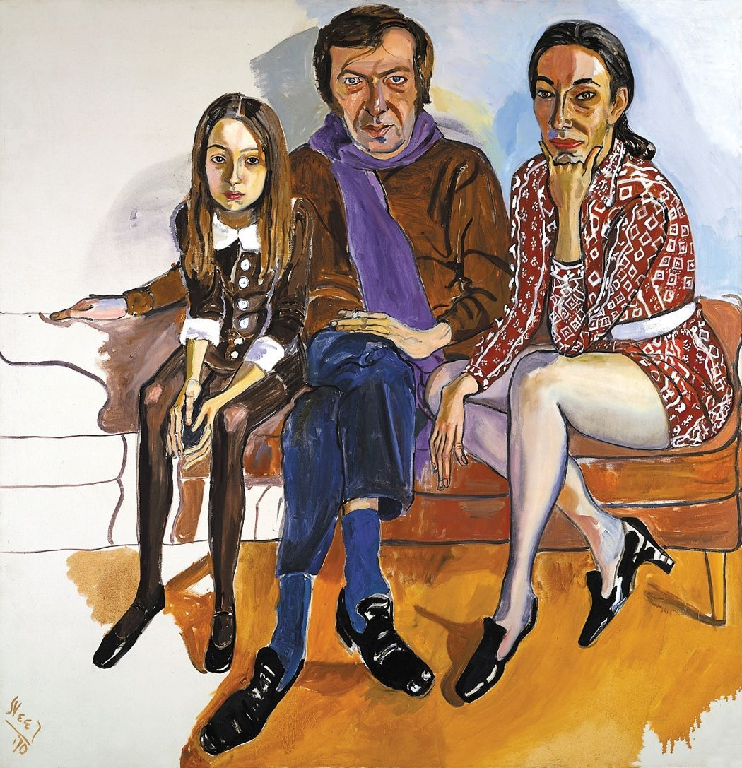 ALICE NEEL was born in Merion Square, Pennsylvania, and moved to the rural town of Colwyn, Pennsylvania, when she was about three months old. She took the Civil Service exam and got a high-paying clerical position after high school in order to help support her parents.