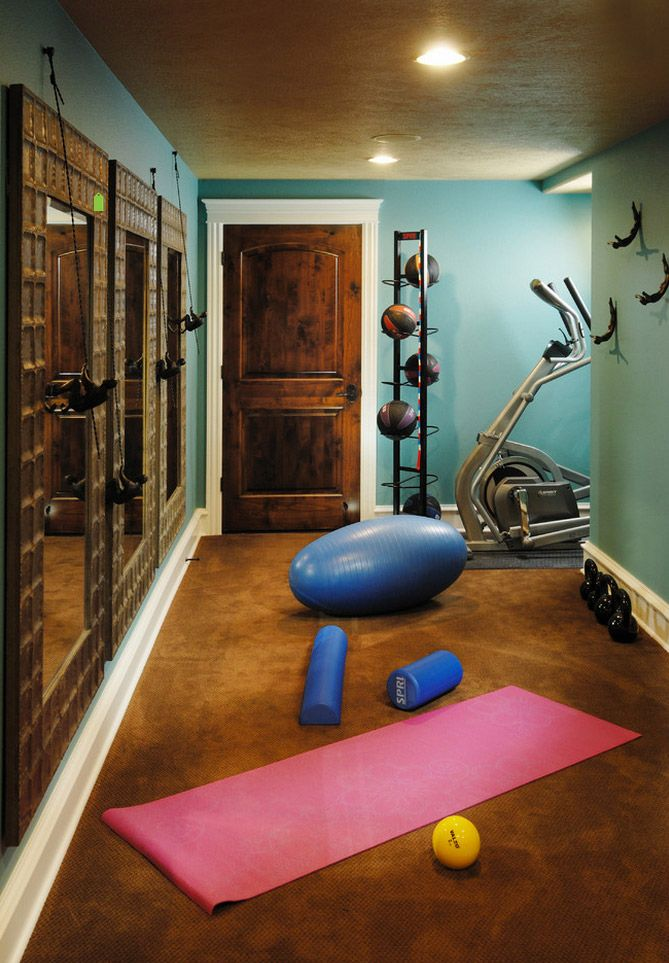 How to Create the Ultimate Home Gym Space. Sick of waiting