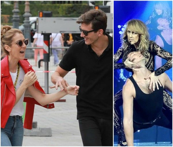 Image result for celine dion found love again