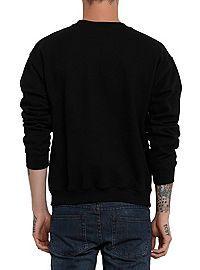 HOTTOPIC.COM - Twenty One Pilots Mask Crewneck Sweatshirt