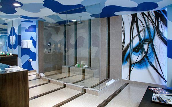 Decorar el Cuarto de Baño con Arte (con imágenes ...