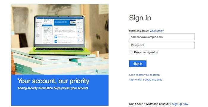 MSDN Login | Login Archives | Online email, Microsoft