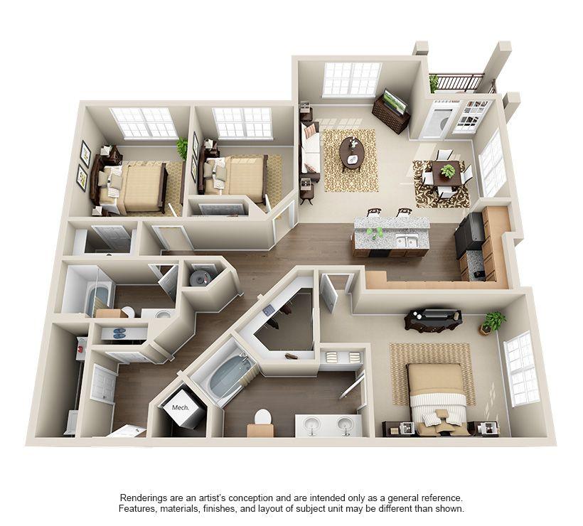 Marvelous Luxury 1 2 3 Bedroom Apartments In Missouri City Tx Download Free Architecture Designs Aeocymadebymaigaardcom
