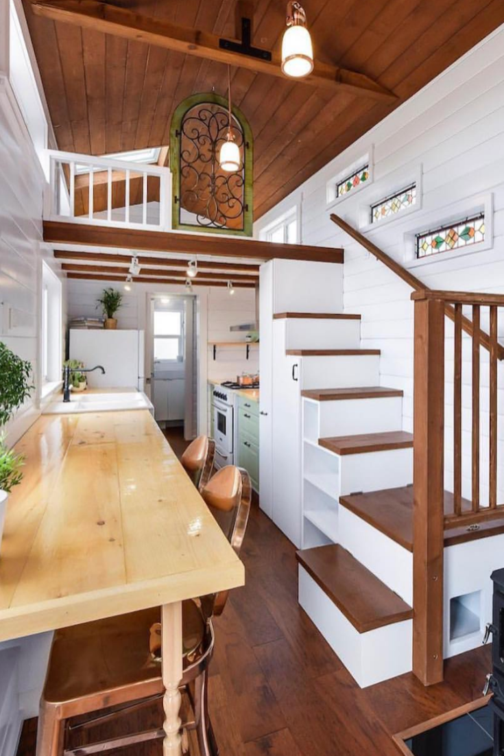 If You Have A Dream To Live In A Unique And Simple Space Tiny House Might Be The Answer This Kind Of Homes Are Getting More Tiny House Tiny House Design House