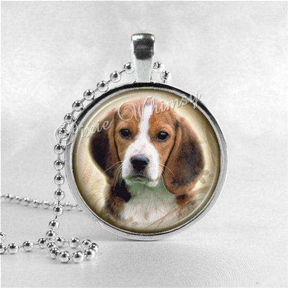 Beagle Dog Necklace Beagle Jewelry Beagle Pendant Beagle Charm