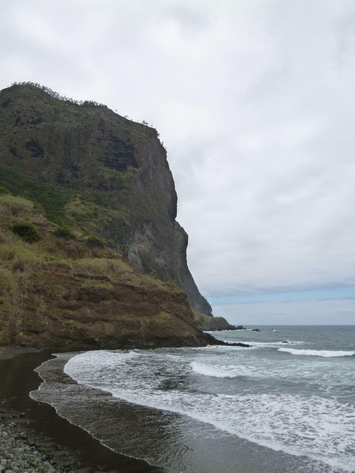 Porto da Cruz, Madeira Portugal (Luglio)