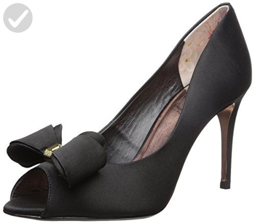 60% discount unbeatable price factory outlets Ted Baker Women's Alifair Text AF Black Pump - All about ...