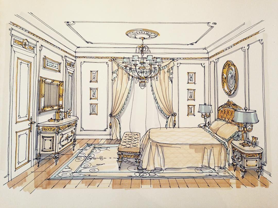 Дизайн угловой комнаты в картинках