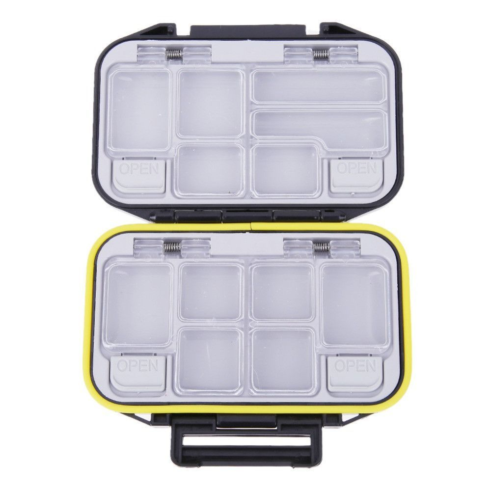 fishing box accessories waterproof ecofriendly fishing lure bait tackle waterproof storage box case with