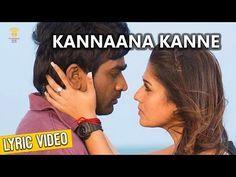 Naanum Rowdy Dhaan Kannaana Kanne Lyric Video Sean Roldan Anirudh Vignesh Shivan Youtube Lirik Itunes