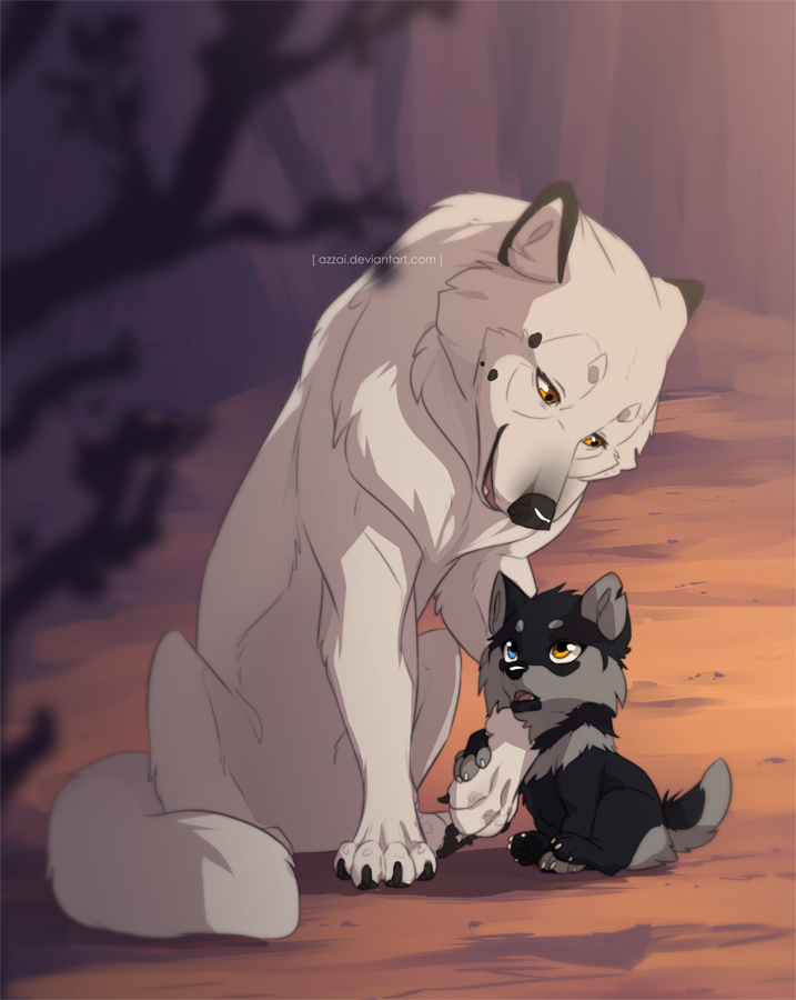 Photo of Azzai and her mother by azzai on DeviantArt