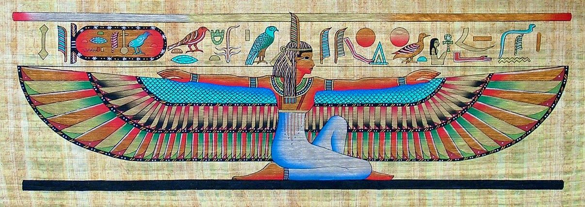 e25807d0c8c7a isis goddess wings - Google Search | goddess inspiration | Egyptian ...