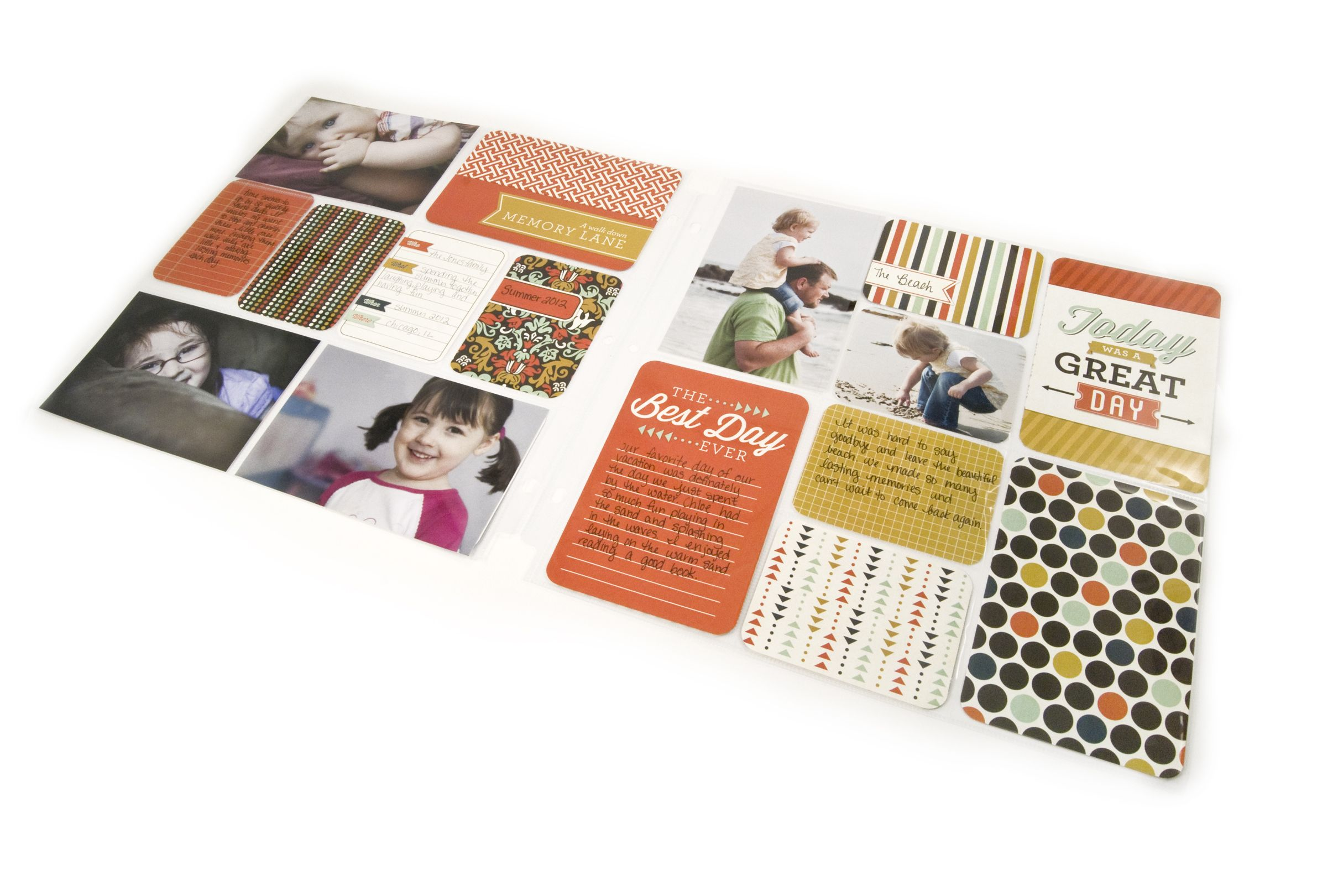 Brand New We R Memory Keepers Albums Made Easy Webster Collection - Scrapbook.com