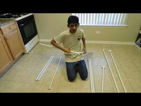 How To Make A DIY PVC Pipe Photo Booth. Easy. Portable. Fun.  YouTube #pvcpipebackdrop How To Make A DIY PVC Pipe Photo Booth. Easy. Portable. Fun.  YouTube #pvcpipebackdrop