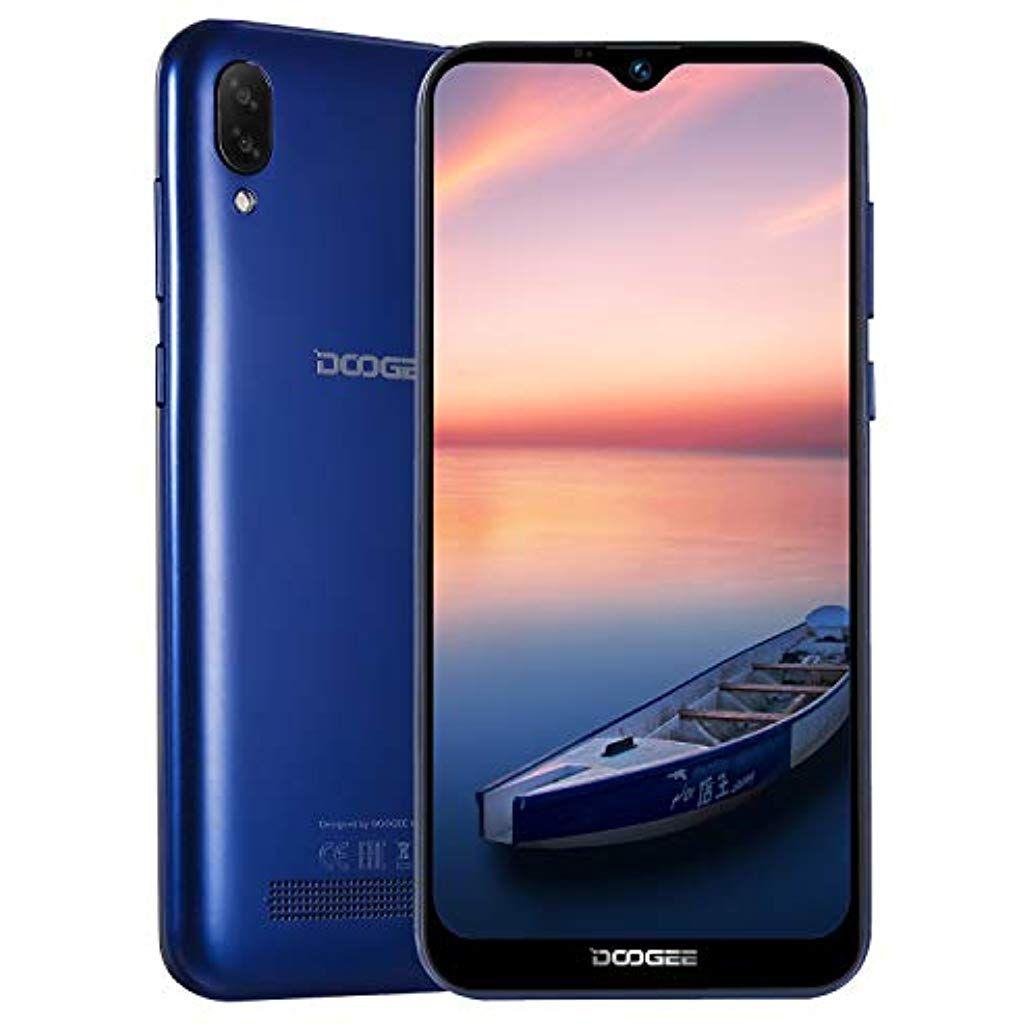 Doogee X90 2019 3g Smartphone Ohne Vertrag Gunstig Dual Sim 19 9 61 Zoll Android 81 Handy Quad Core 1gb Ram 16gb 3400mah 5mp Smartphone Quad Gesichtserkennung