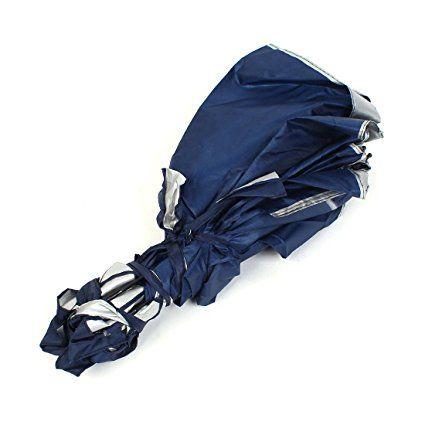 Per pesca, caccia a Strap sul mento, fascia, Ombrello pieghevole, colore: grigio: Amazon.it: Sport e tempo libero