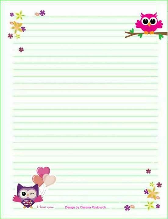 Stationery\
