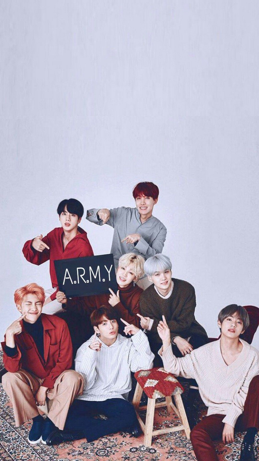 Pin By On Bts In 2020 Bts Group Photo Wallpaper Bts Wallpaper Bts Pictures