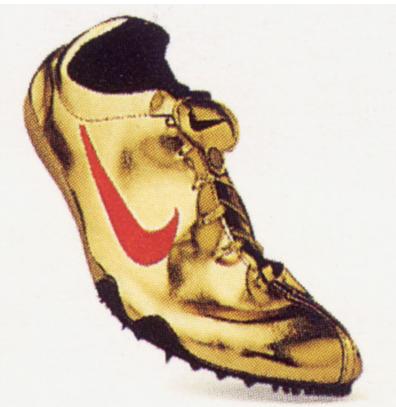Michael johnson, Magic shoes, Olympic games