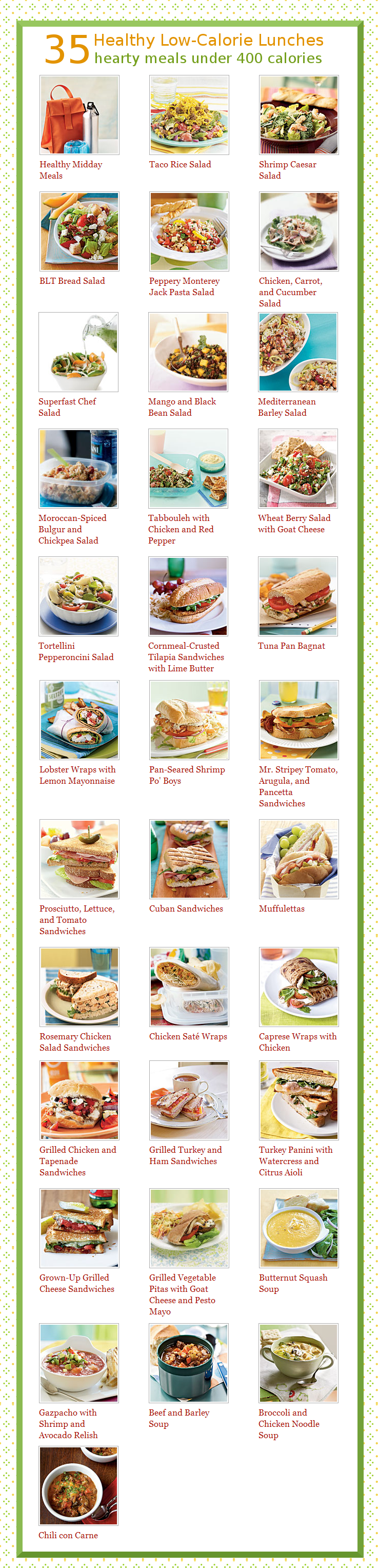 35 hearty meals under 400 calories: soups, salads and sandwiches.  From the folks at Cooking Light. #loseweight #weightloss #dietplan #ketorecipes #ketodiet #weightlosstransformation #diet #400caloriemeals 35 hearty meals under 400 calories: soups, salads and sandwiches.  From the folks at Cooking Light. #loseweight #weightloss #dietplan #ketorecipes #ketodiet #weightlosstransformation #diet #300caloriemeals