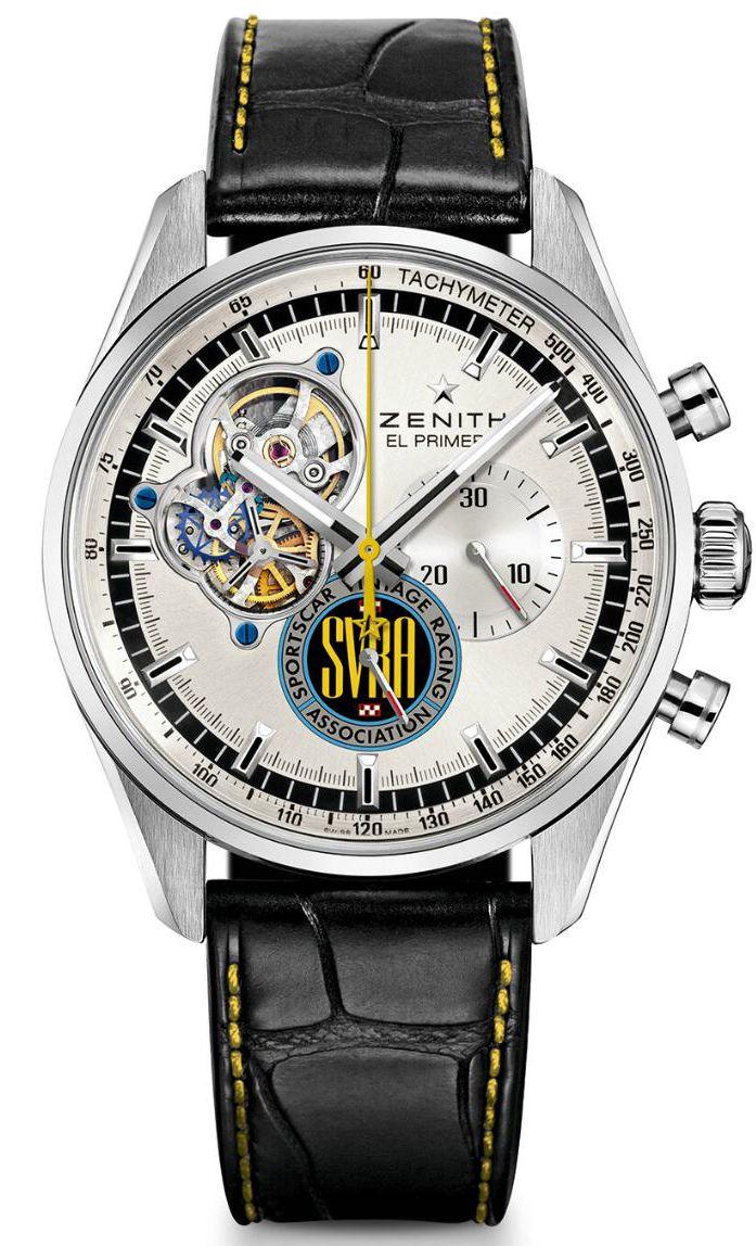 "#Zenith - #Watch ""#ElPrimero Chronomaster 1969 #SVRA"" #Horology February 2016 ---"