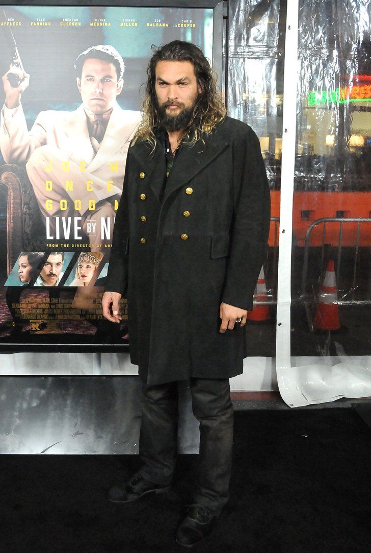 Celebrity & Entertainment | Jason Momoa and Lisa Bonet Make Their First Red Carpet Appearance in Over a Year