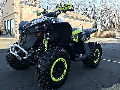 Atvs Offroad As Brand New 2015 Can Am Renegade 1000 Xxc Digital Camo Eps Dual Exhaust Gifts Digital Camo Can Am Camo