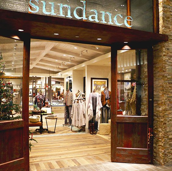 Our Stores | Robert Redford's Sundance Catalog