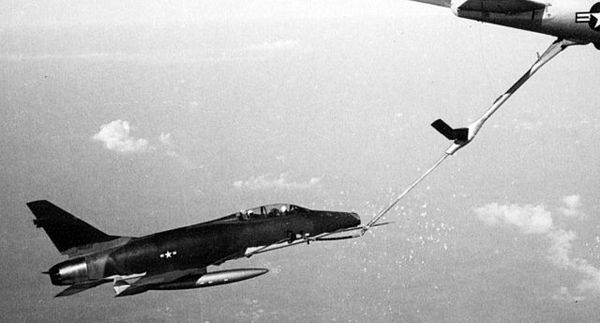 The first SEAD F-100 Squadron in Vietnam lost all but one aircraft in the first 45 days of operations.