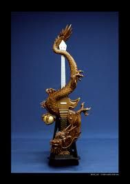 dragon sword guitar #1