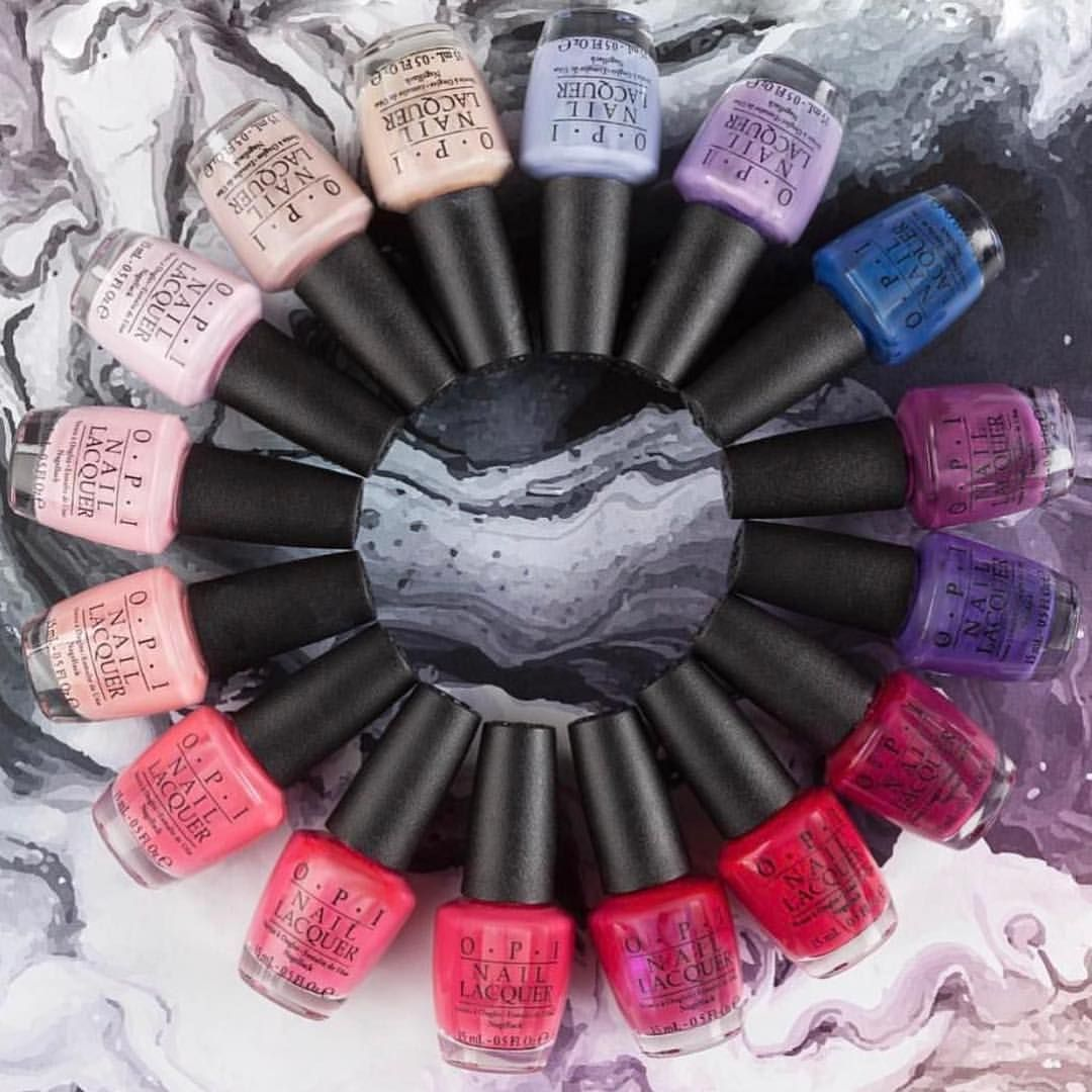 "4,171 Likes, 31 Comments - OPI (@opi_products) on Instagram: ""Too much is never enough  #OPIObsessed"""