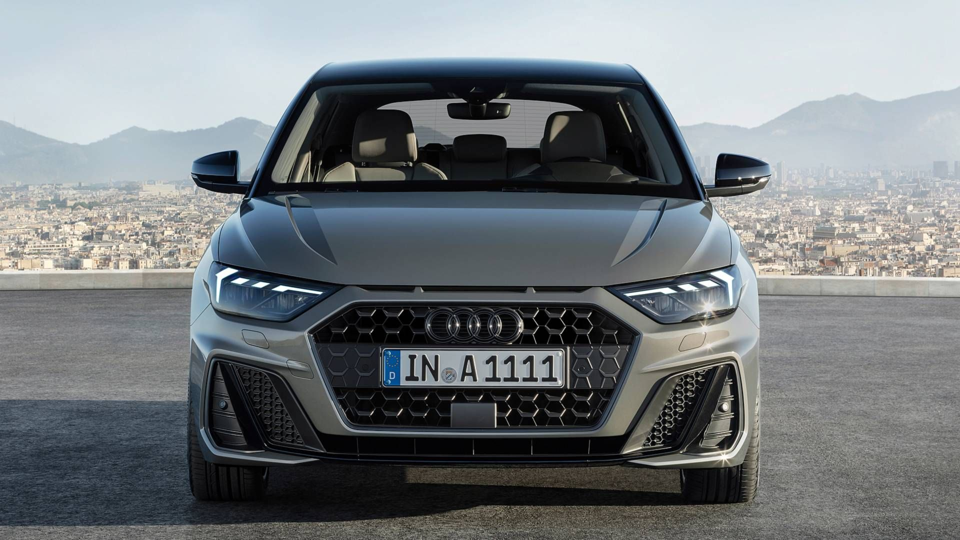 Spied Audi A1 Caught Testing At The Nurburgring Audi A1 Audi