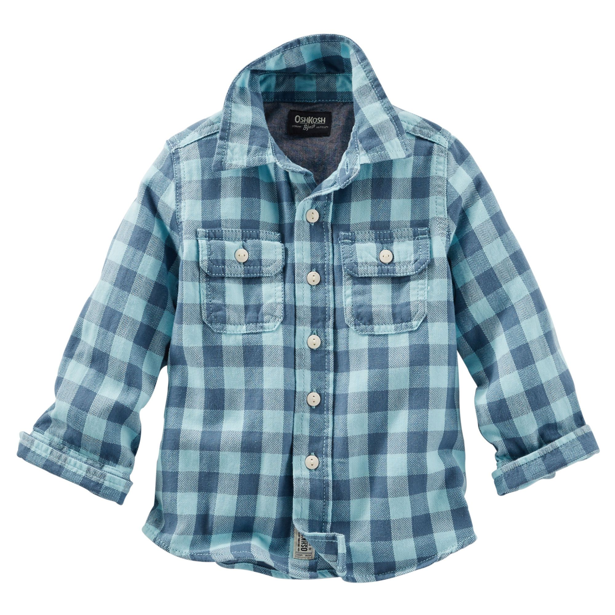 Blue flannel outfits for guys  Pocket Herringbone Shirt  Herringbone shirt Toddler boys and