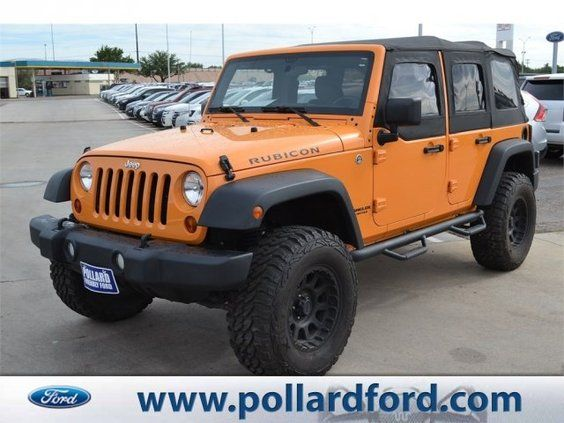 2012 Jeep Wrangler Unlimited Rubicon 4WD at Pollard Friendly Ford in Lubbock Texas & 2012 Jeep Wrangler Unlimited Rubicon 4WD at Pollard Friendly Ford ... markmcfarlin.com