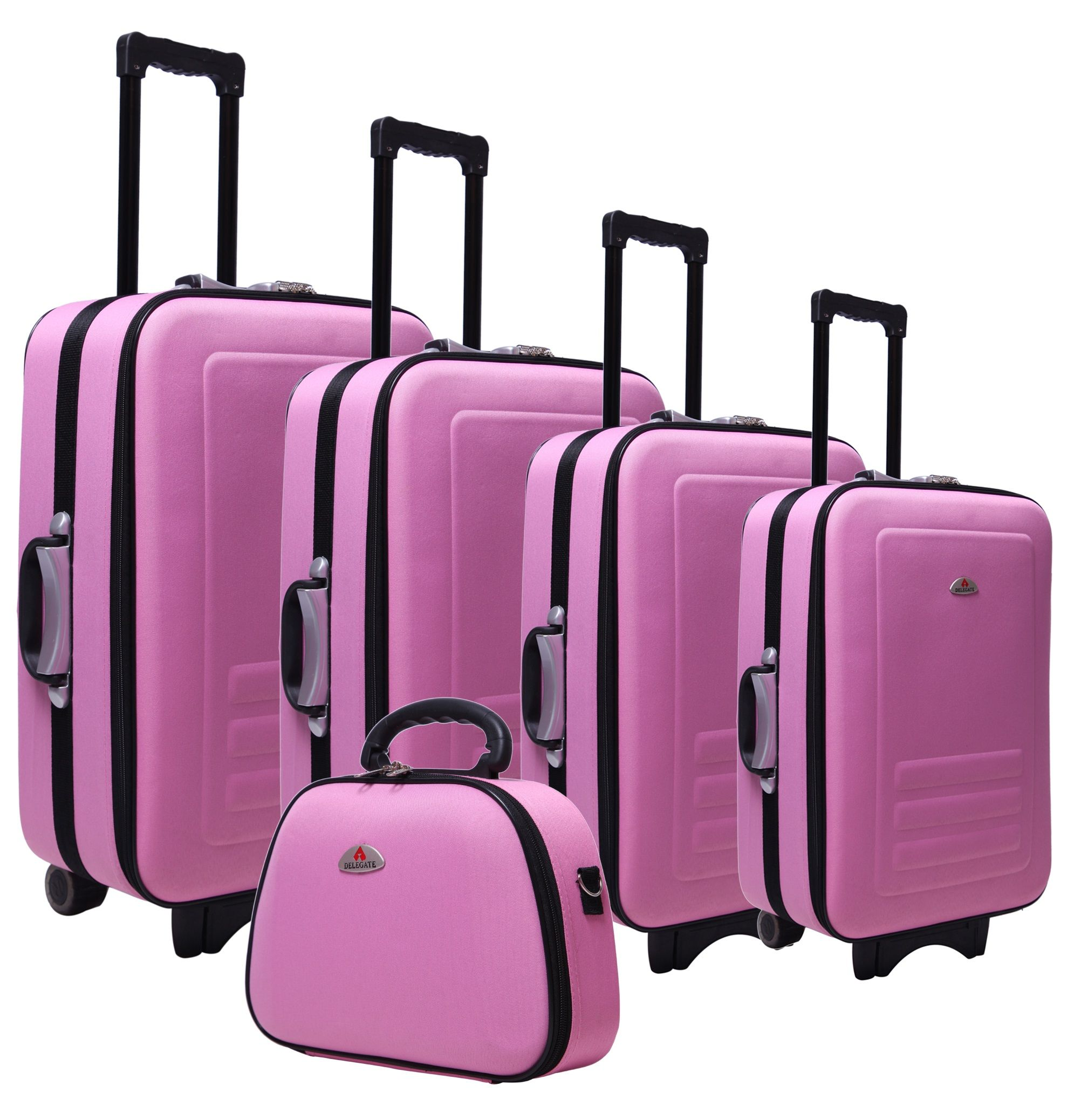 5 piece travel suitcase set - Compare travel bags and shop online ...