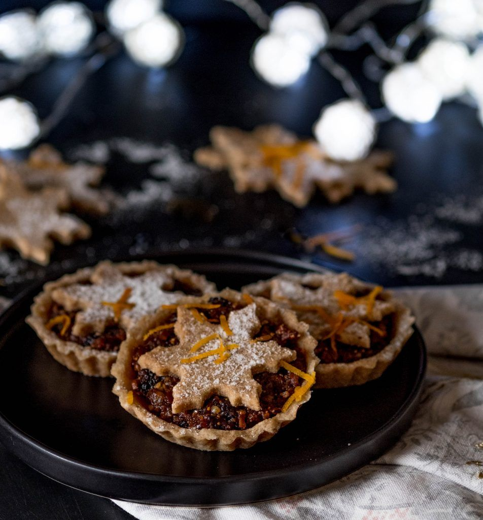 Mince Pies Recipe Healthy Christmas Recipes Sweet Spice