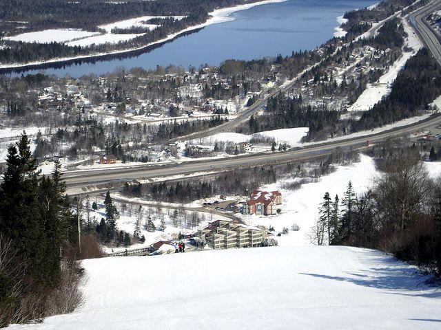 Marble Mountain Western Newfoundland Newfoundland Newfoundland And Labrador Canada Travel