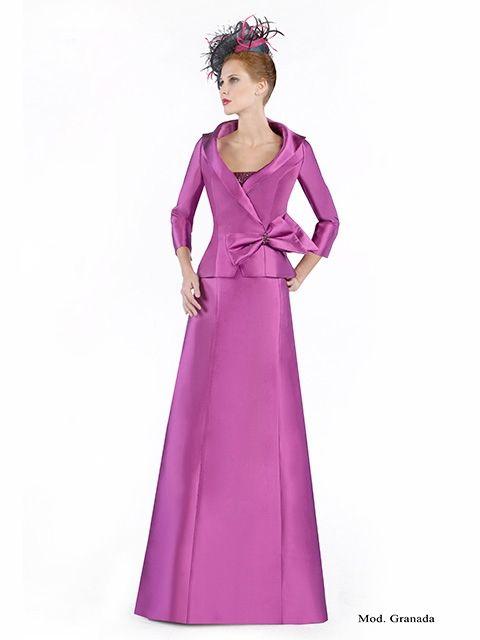 a6f8577cb Granada 1 (Vestido de Madrina). Diseñador  Marga Sanchez ...