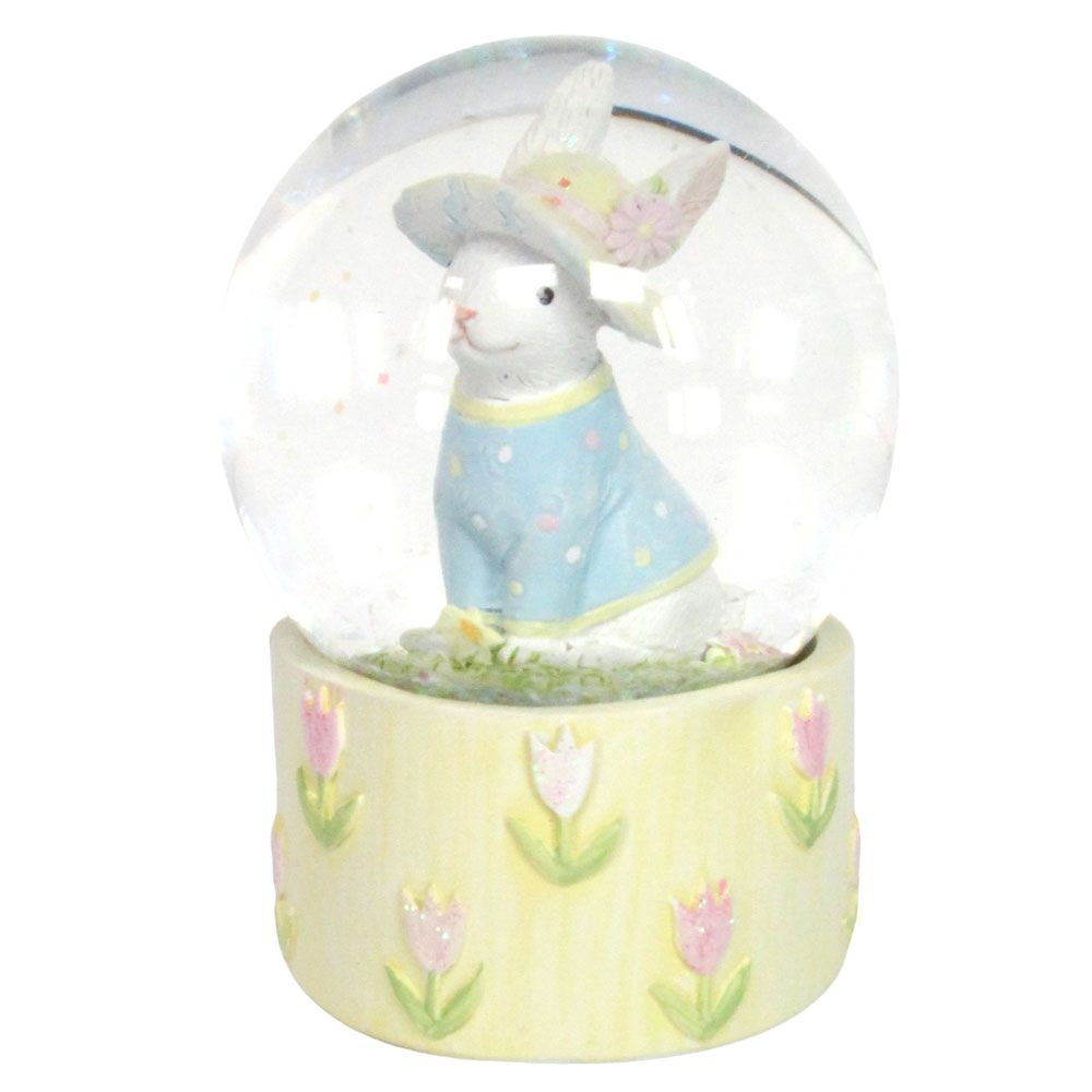 Gisela graham easter bunny snowdome easter bunny easter and bunny gisela graham easter bunny snowdome novelty gifts novelty gifts jarrolds norwich norfolk negle