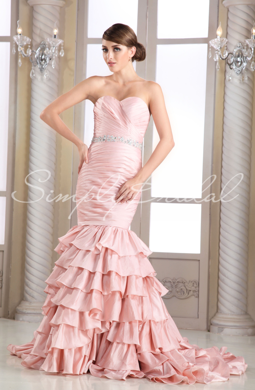 Lujo Vestidos De Dama En Denver Ornamento - Colección del Vestido de ...