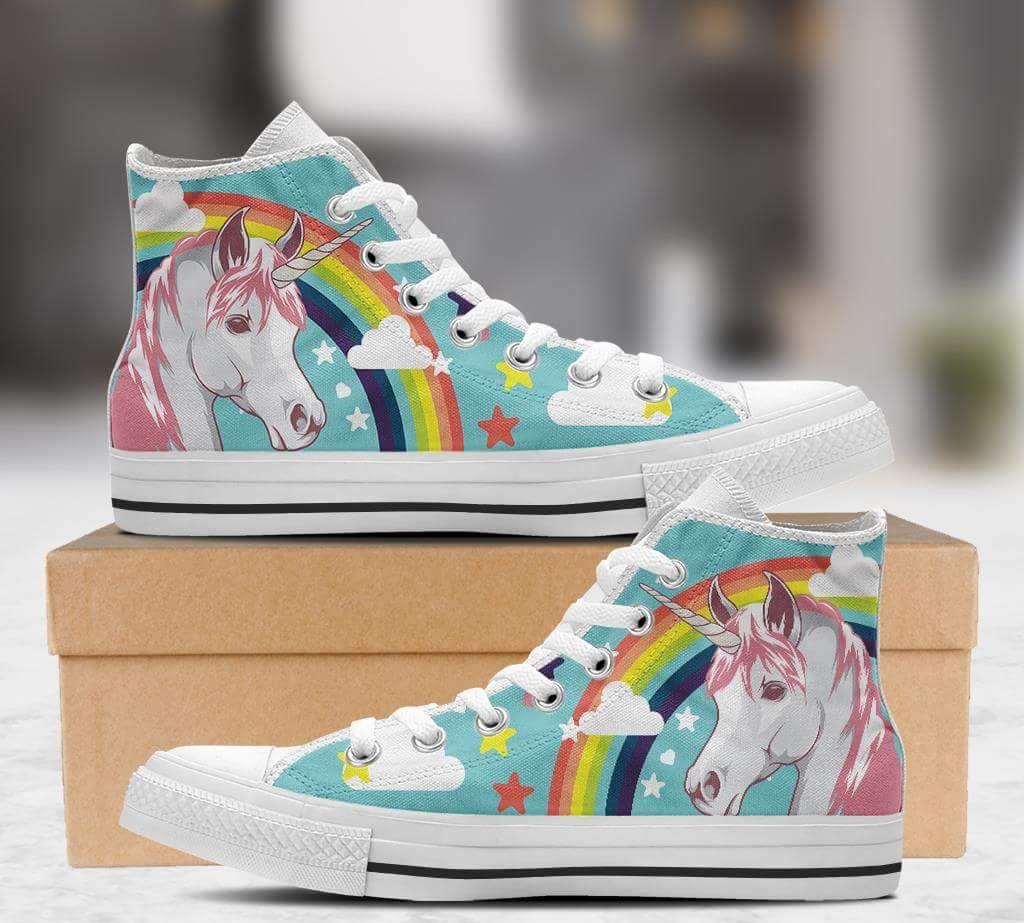 2vans unicornio mujer