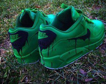 Cheap Nike Air Max 90 Candy Drip Poison Green Sale in 2019