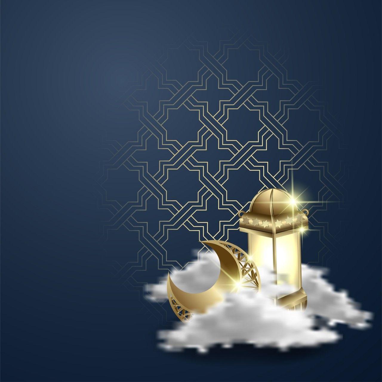 Pin Oleh Rany Melad Di Ramadan Ilustrasi Poster Seni Islamis Seni Kaligrafi