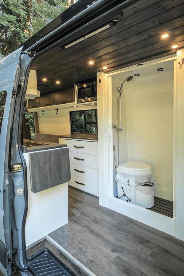 Pin De Belen Nasif En Camping En 2020 Interior De Autocaravana