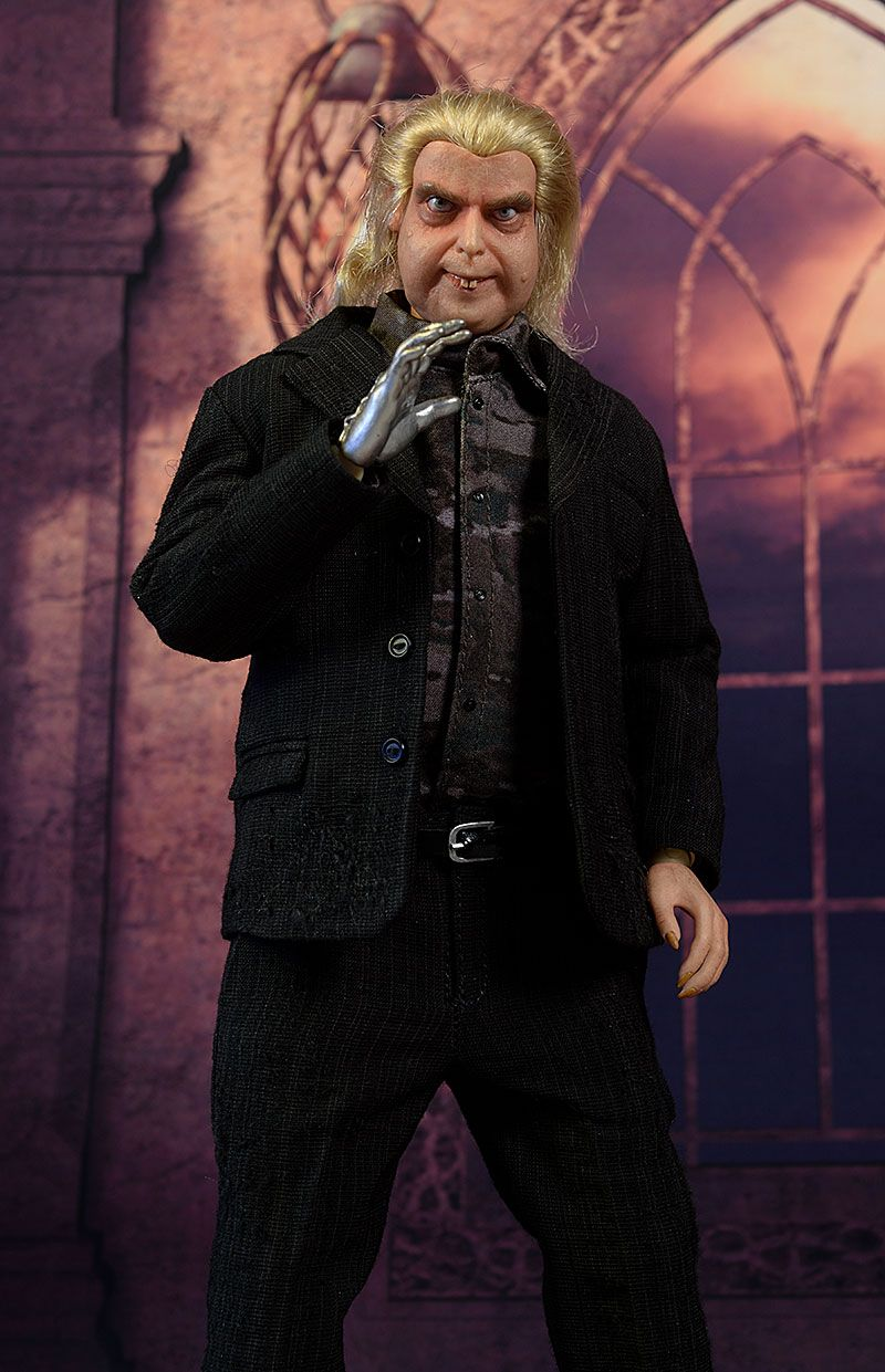 Peter Pettigrew Wormtail Harry Potter Sixth Scale Action Figure Review Peter Pettigrew Ron And Harry Harry Potter Collection