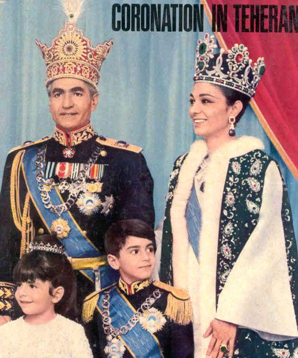 Pahlavi Coronation, 1967 | Royals/Riches/Residences ...