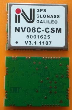 GPS/GNSS receiver module, decimeters accuracy,affordable