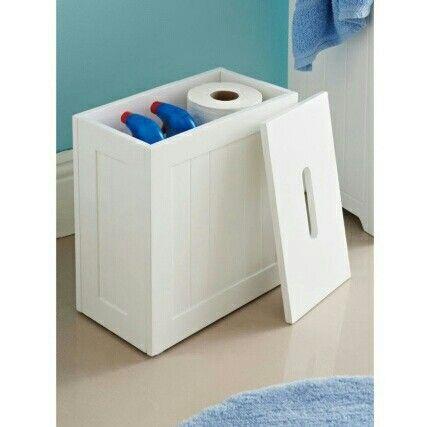 Cleaning storage £12.99 B&M | Bathroom Ideas | Pinterest | Storage